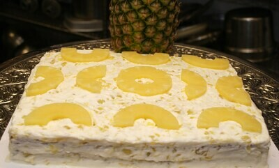 Pineapple Cream Supreme