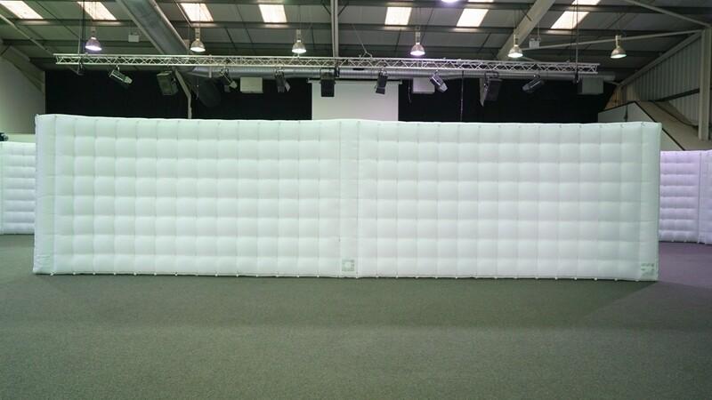 Air Wall 8m