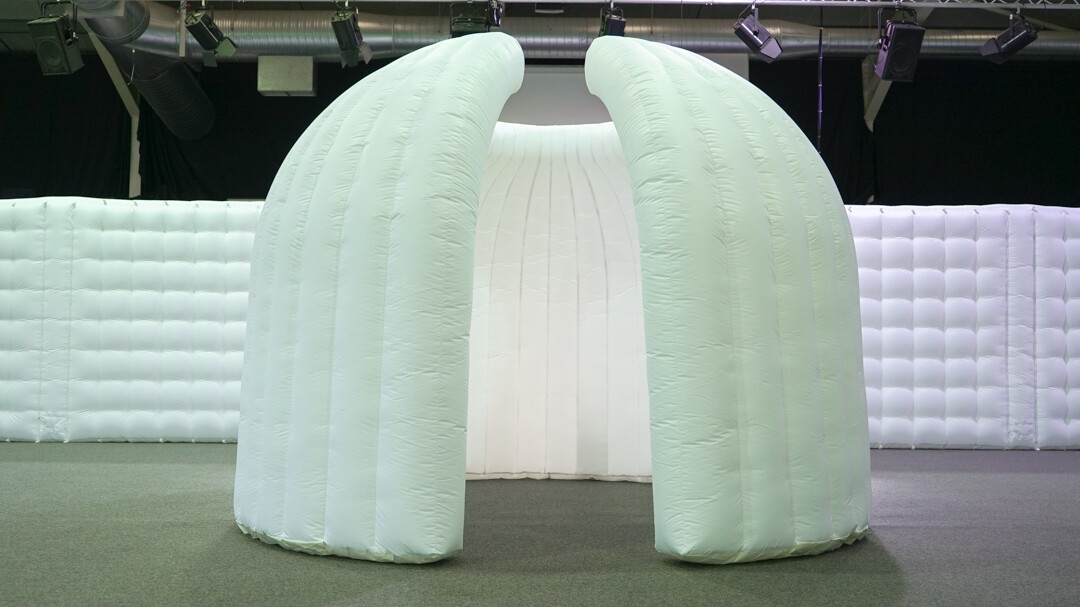 Inflatable Office 3x4m