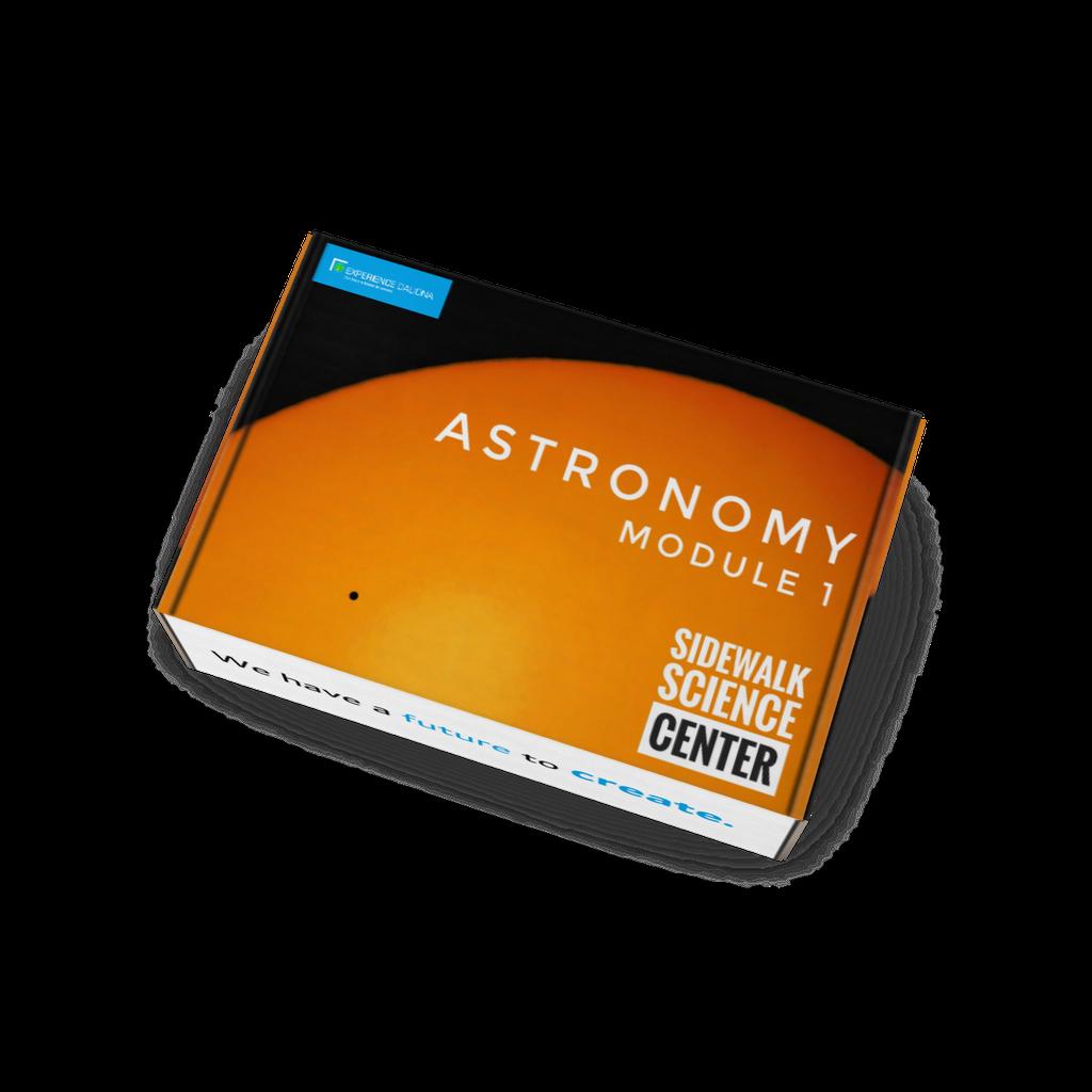 Astronomy: Module 1 (PRE-ORDER; shipping October 2020)