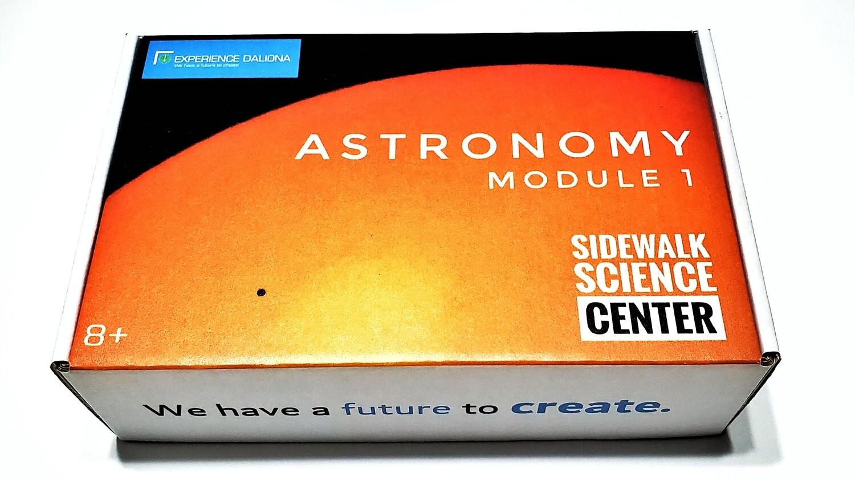 Astronomy: Module 1
