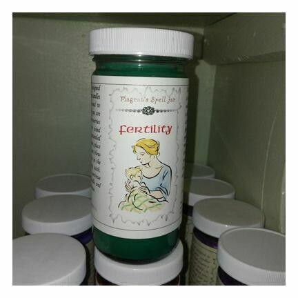 Fertility Magrat Spell Jar Retail