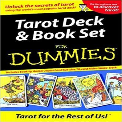 Tarot Deck & Book for Dummies
