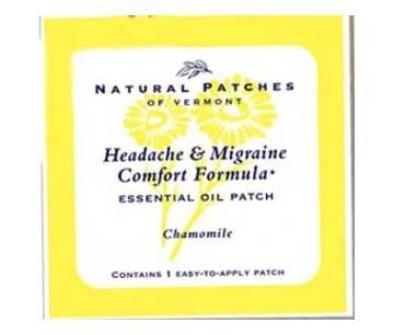 Patches Headache & Migraine NP