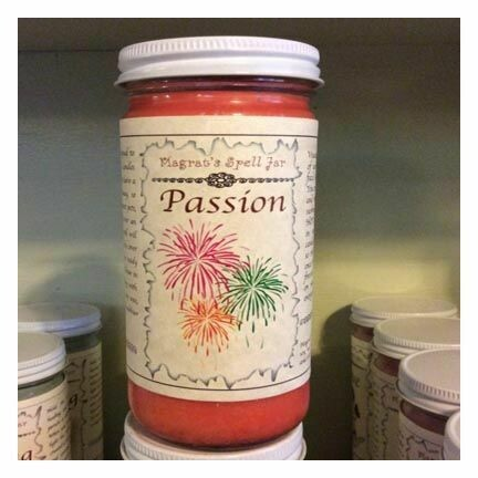 Passion, Magrat Spell Jar, Regular