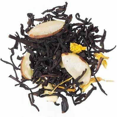 Black Tea Almond