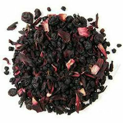 Tea Berry Berry Herb + Fruit