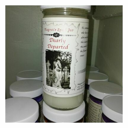 Dearly Departed, Magrat Spell Jar, Retail