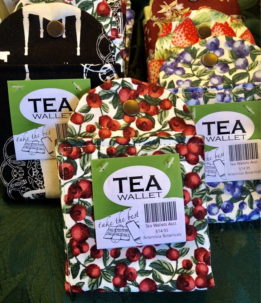 Tea Wallets Assorted