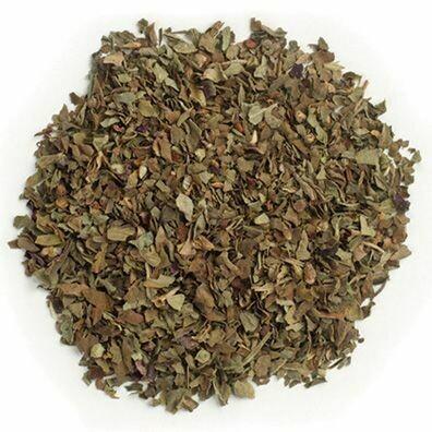 Basil Leaf (cut & sifted) Organic