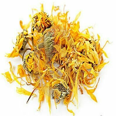 Calendula Flowers, whole  organic
