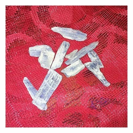 Kyanite Blades Stone