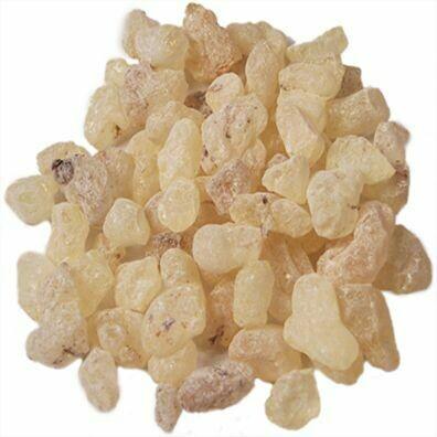 Copal Resin/Gold