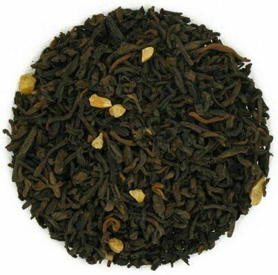 Tea PU-ERH Scottish Caramel