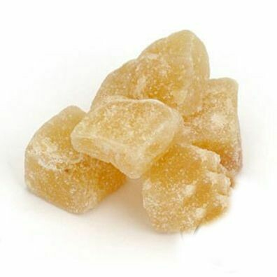 Ginger Crystalized