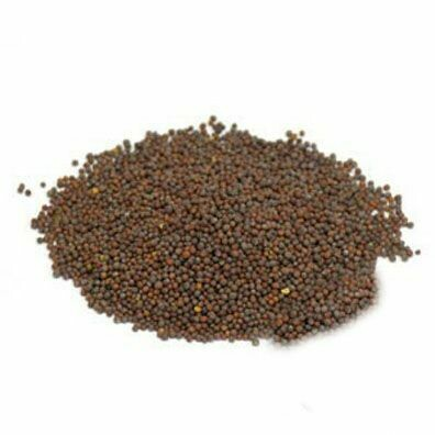 Mustard Seed, Brown 344