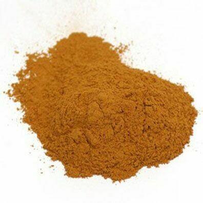 Cinnamon Ground Organic