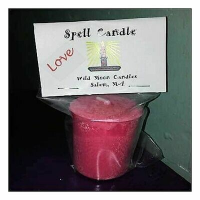 Candle Spell Love