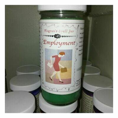 Employment Magrat Spell Jar