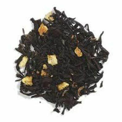 Tea Cranberry Orange