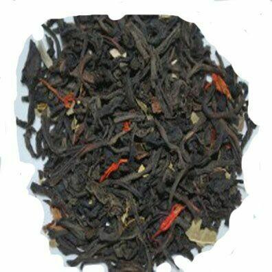 Black Tea Elderberry