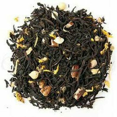 Black Tea Pecan Tart