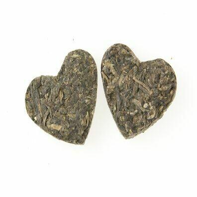 Romeo & Juliet Green  Hearts Tea 750T