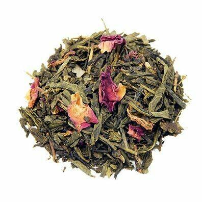 Green Tea Sencha Kyoto Cherry Rose