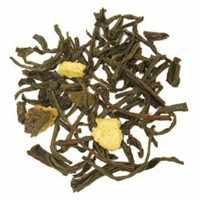 White Tea Tangerine Flavored
