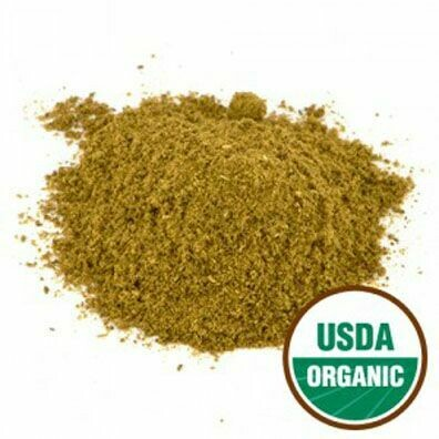 Valerian Root (cut & sifted)