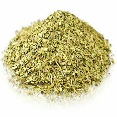 Yerba Mate Leaf (cut & sifted)