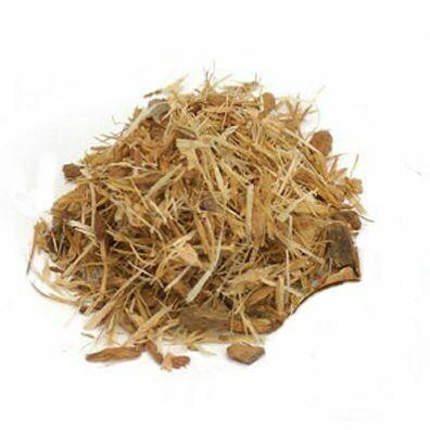White Oak Bark (cut & sifted)
