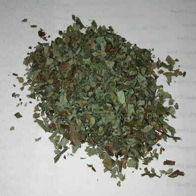 Lungwort Leaf (cut & sifted)
