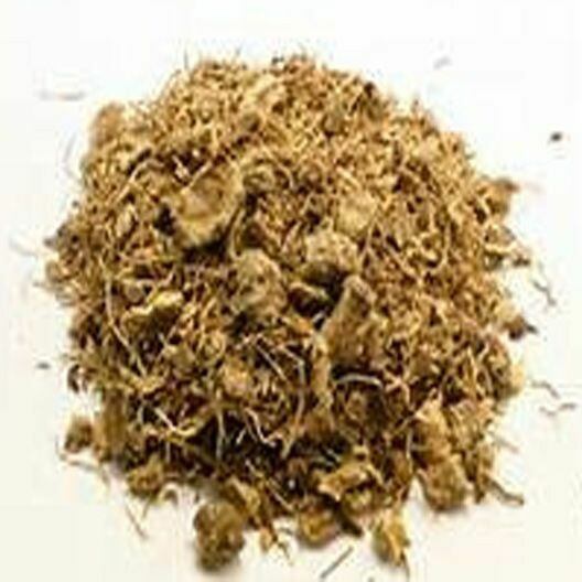 Blue Cohosh Root (cut & sifted) 516