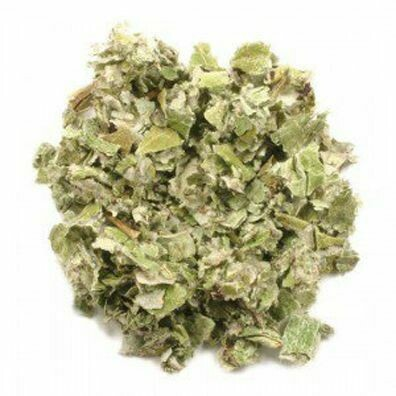 Coltsfoot Leaf (cut & sifted) Organic