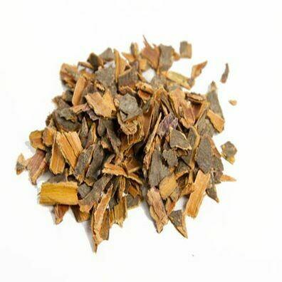 Buckthorn Aged Bark (cut & sifted)