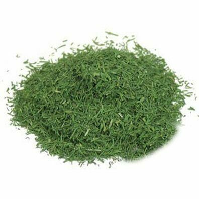 Dill, Weed (cut & sifted) Organic