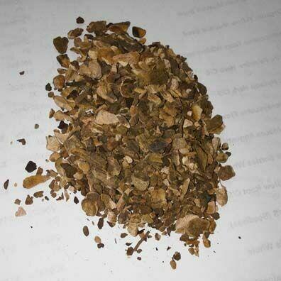 Rhubarb (cut & sifted) Powder 2637