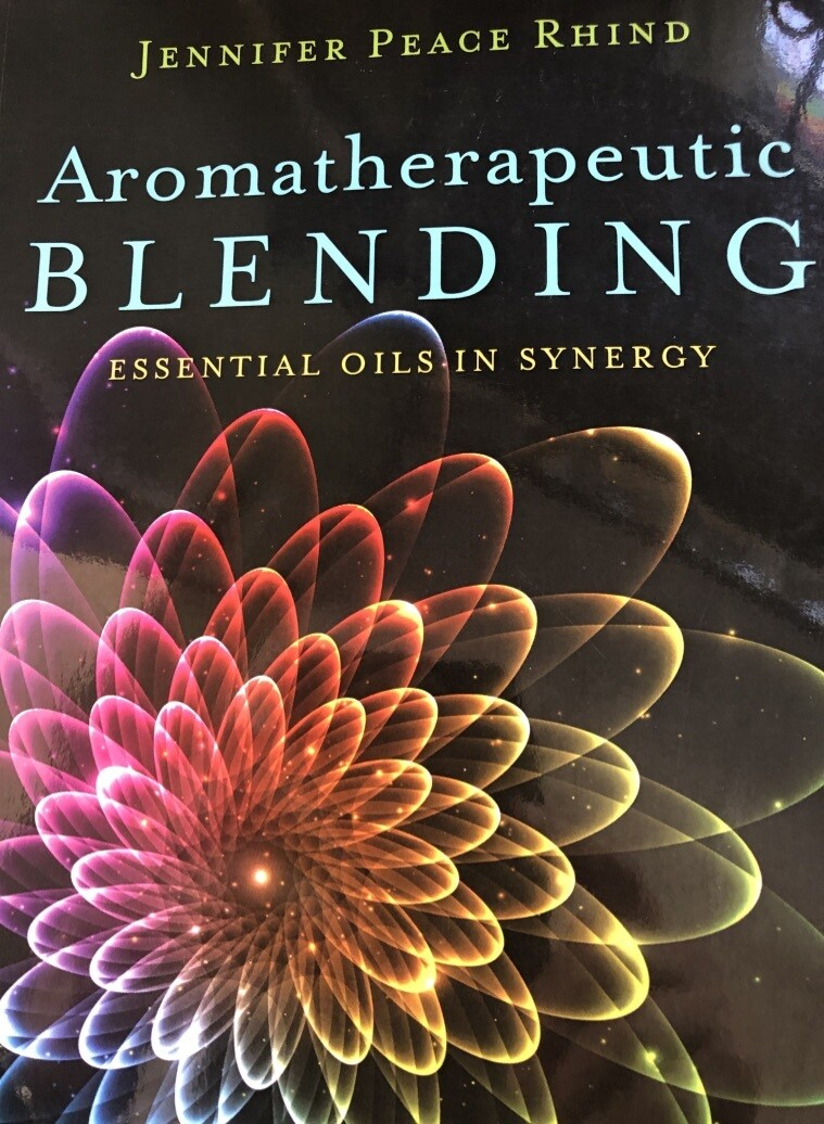 Aromatheraputic Blending - J. Rhind