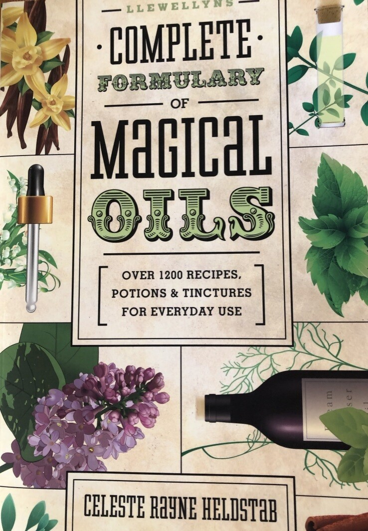 Complete Formulary of Magical Oil