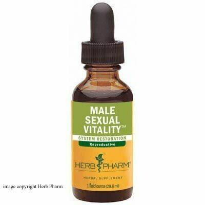 Male Sexual Vitality