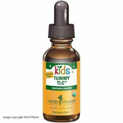 Kid's Tummy TLC