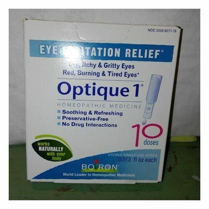 Optique 1 Eye Drops