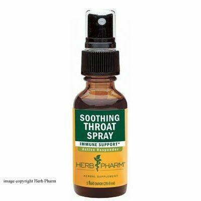 Soothing Throat Spray 1oz