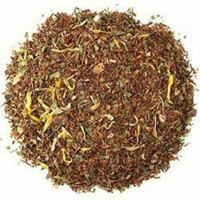 Black Tea Chocolate Mint