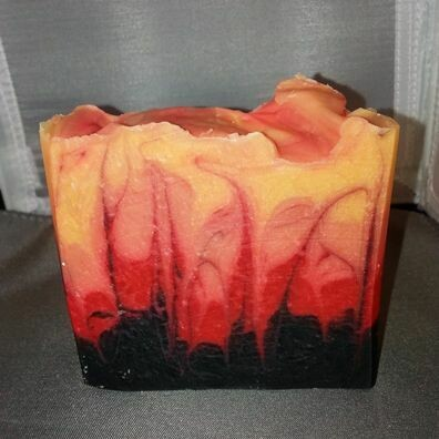 Soap Dragon Fire