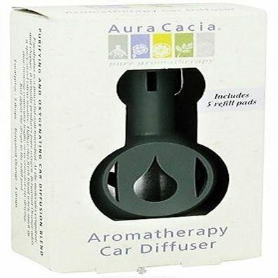 Diffuser Essential Oil Car Clip w/11 pads