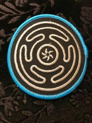 Patch Wiccan Hecates Wheel