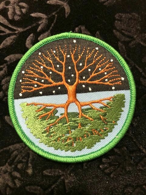 Patches, Wiccan, Tree of Life