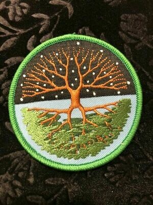 Patch Wiccan Tree of Life